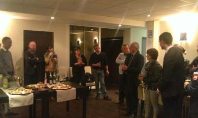 inauguration restaurant, Hôtel  Les Platanes,  sejour vacances